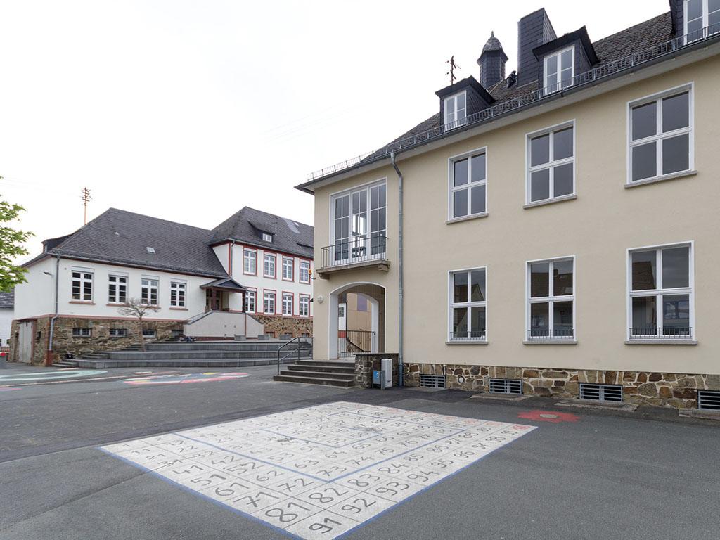 Unterer Schulhof