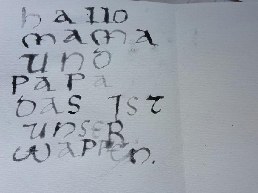 Mittelalterschrift 3