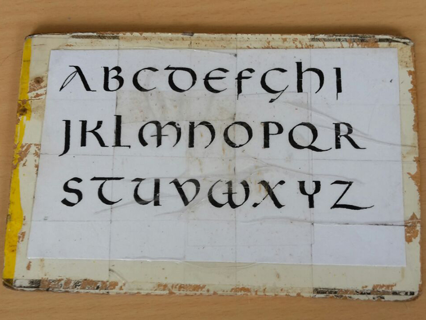 Mittelalterschrift